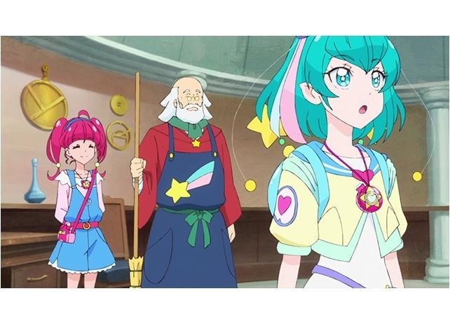 『スター☆トゥインクルプリキュア』第6話「闇のイマジネーション!?ダークペン出現!」より先行カット公開!