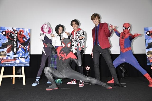 映画『スパイダーマン:スパイダーバース』日本版最新予告映像が解禁! 主題歌は-1