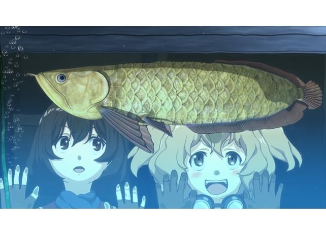 『荒野のコトブキ飛行隊』第8話「大飛行船強盗」の場面カット到着!