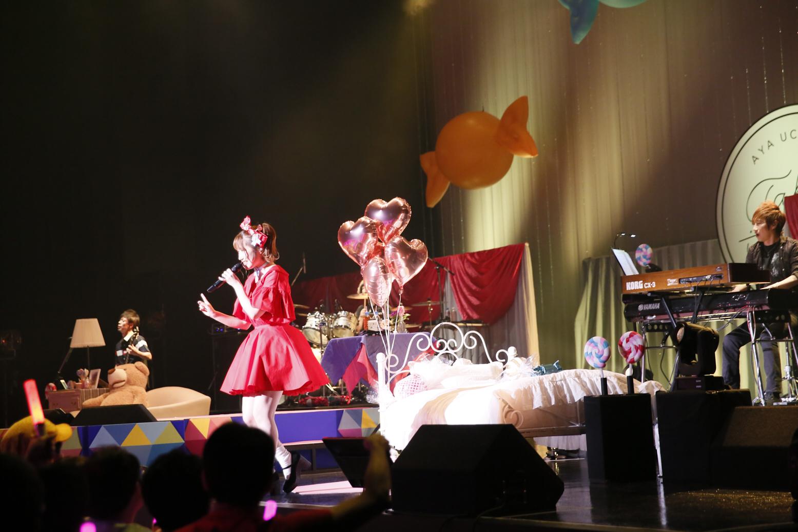 声優・内田彩さんの3rdシングルより、「Sign」(『五等分の花嫁』EDテーマ)と「Candy Flavor」のMV公開! ジャケ写、新アー写も解禁-1