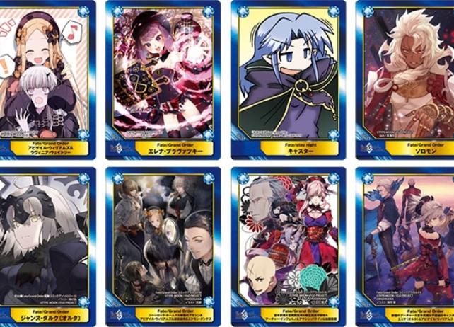 アニメイトで「Fateシリーズビギナーズフェア」が開催