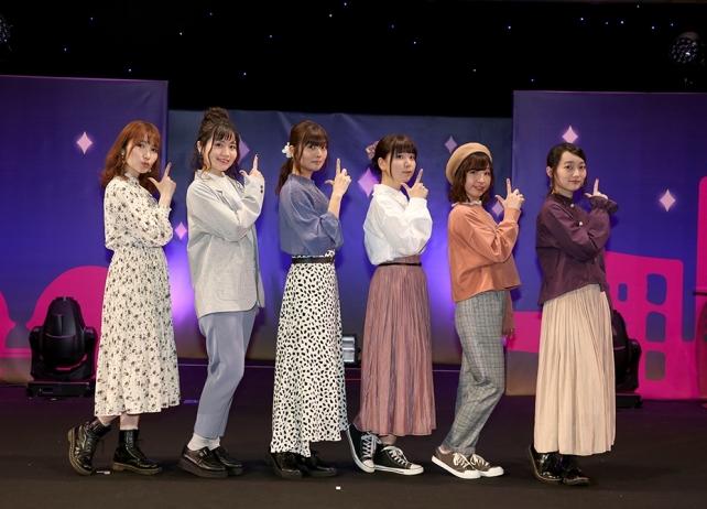 アニメ『リリスパ』トーク&ライブイベントの公式レポ到着