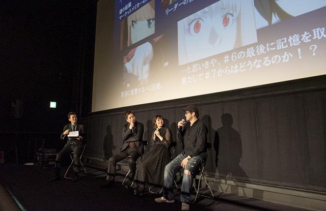 ▲右から中澤監督、佐藤さん、平田さん(2月24日)