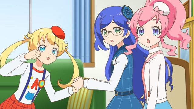 キラッとプリ☆チャン第49話さがして、さがして、さがしてみた!