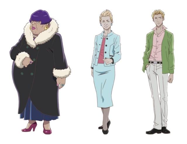 TVアニメ『キャロル&チューズデイ』新キャラクターを堀内賢雄さん、宮寺智子さん、櫻井孝宏さんが担当! 制作の舞台裏に密着したドキュメンタリー映像公開
