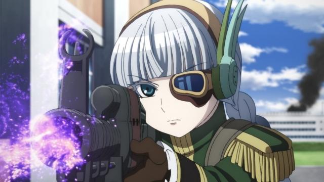 冬アニメ『魔法少女特殊戦あすか』第10話場面カット到着