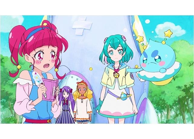 『スター☆トゥインクルプリキュア』第7話「ワクワク!ロケット修理大作戦☆」より先行カット公開!