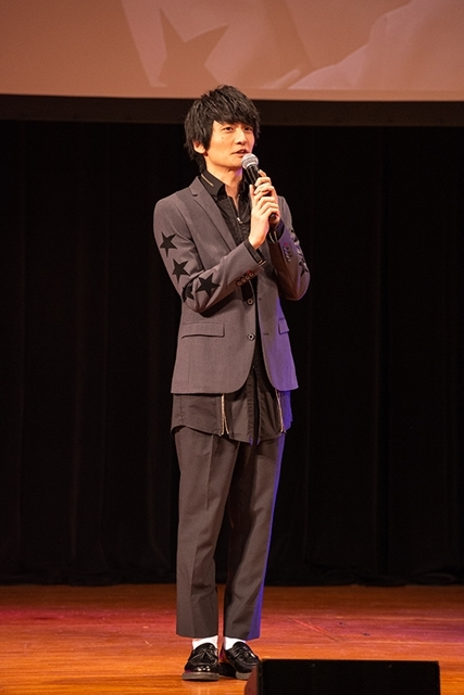 ▲島﨑信長さん