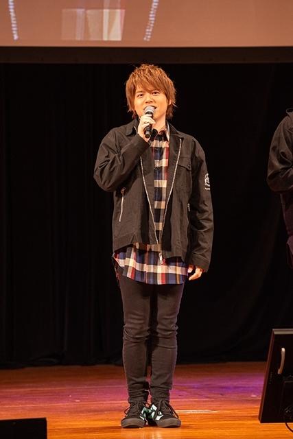 ▲内田雄馬さん