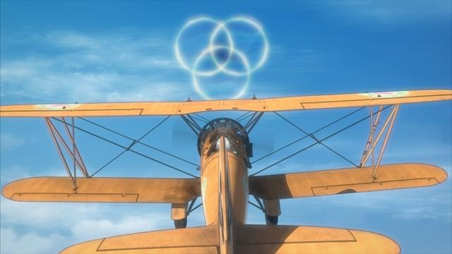 『荒野のコトブキ飛行隊』第9話「赤とんぼの風来坊」の場面カット公開! 最終話先行上映会、BD発売情報も到着