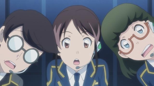 アニメ『新幹線変形ロボ シンカリオン』第63話の場面カットが公開