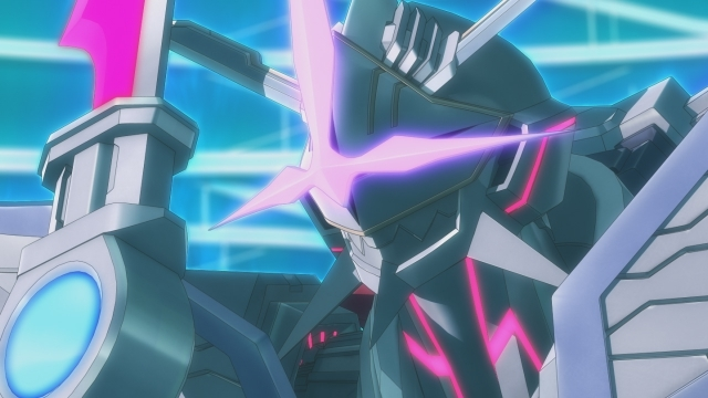 TVアニメ『新幹線変形ロボ シンカリオン』第63話のあらすじ&場面カットが公開!東京駅を攻めるカイレンに対し、指令長代理のフタバは『東京駅・中央迎撃システム』の起動を提案する-4