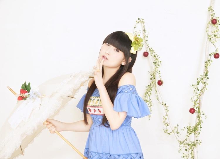 田村ゆかりオリジナルミニアルバム「Strawberry candle」5月22日 発売