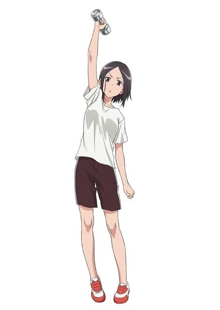 【AJ2019】堀江由衣さんの出演も明らかにされた、TVアニメ『ダンベル何キロ持てる?』スペシャルステージレポート-7
