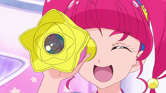スター☆トゥインクルプリキュア 第8話宇宙へ GO☆ケンネル星はワンダフル!