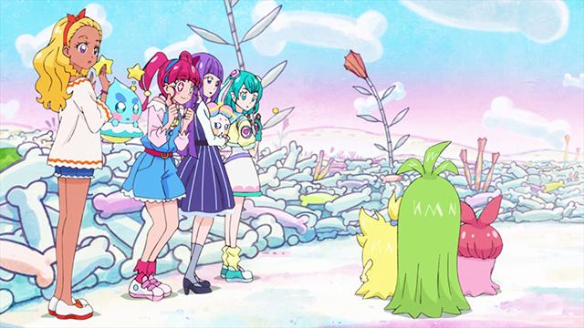 ▲第8話「宇宙へ GO☆ケンネル星はワンダフル!」より