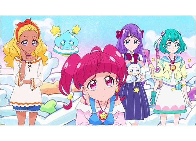 『スター☆トゥインクルプリキュア』第8話「宇宙へ GO☆ケンネル星はワンダフル!」の先行カット到着!