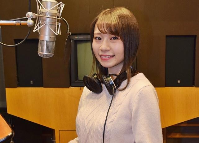 『アニメぷそ煮コミ』みたらし役の田辺留依にインタビュー