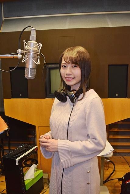 『アニメぷそ煮コミ』みたらし役の田辺留依さんにインタビュー|『PSO2』をやり込んでいる人ほどニヤリとしてしまう歌詞になっています-1
