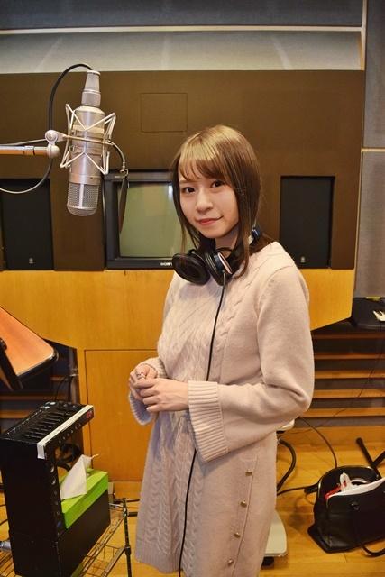 『アニメぷそ煮コミ』みたらし役の田辺留依さんにインタビュー|『PSO2』をやり込んでいる人ほどニヤリとしてしまう歌詞になっています-3
