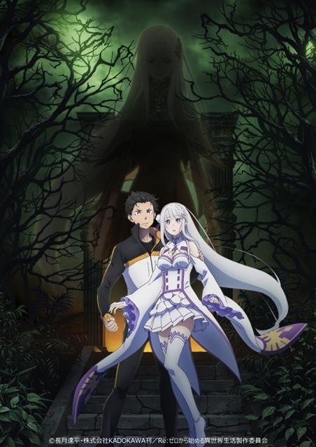 ▲TVアニメ第2期ティザービジュアル
