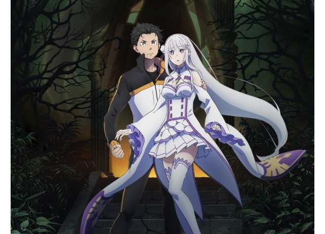 『リゼロ』TVアニメ第2期が製作決定&PV公開!