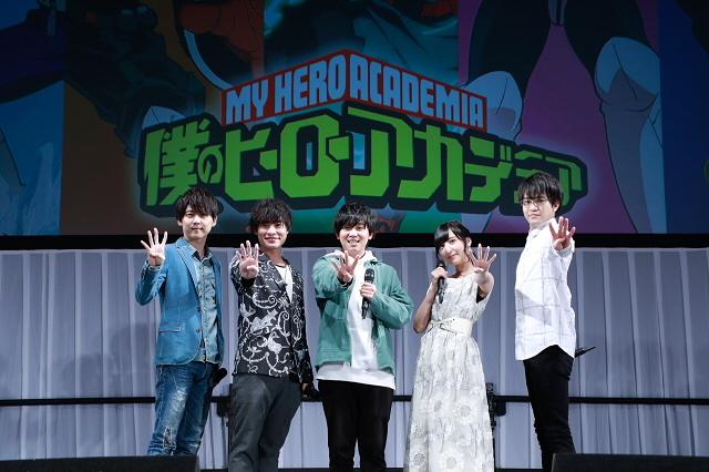 『ヒロアカ』劇場版第2弾が今冬公開決定!【AJ2019ステージレポ】