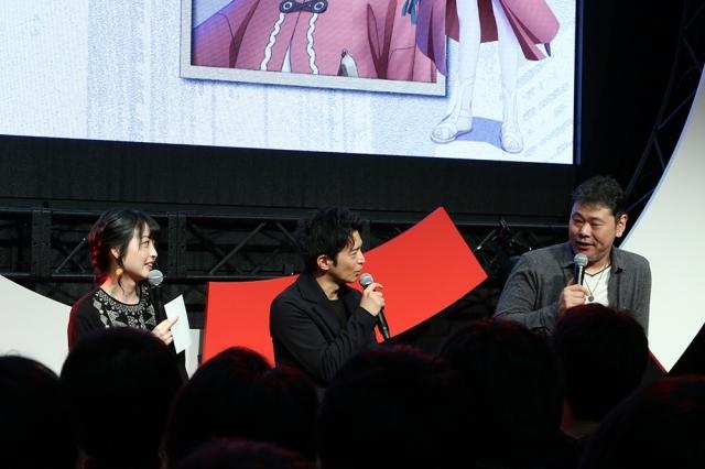 【Anime Japan2019】2019年夏アニメ『コップクラフト』ティザーPV解禁! 津田健次郎さん、吉岡茉祐さん、賀東招二先生が登壇したステージ公式レポートも到着!-3