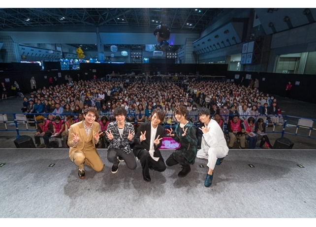 冬アニメ『めいこい』「AJ 2019」イベントレポート