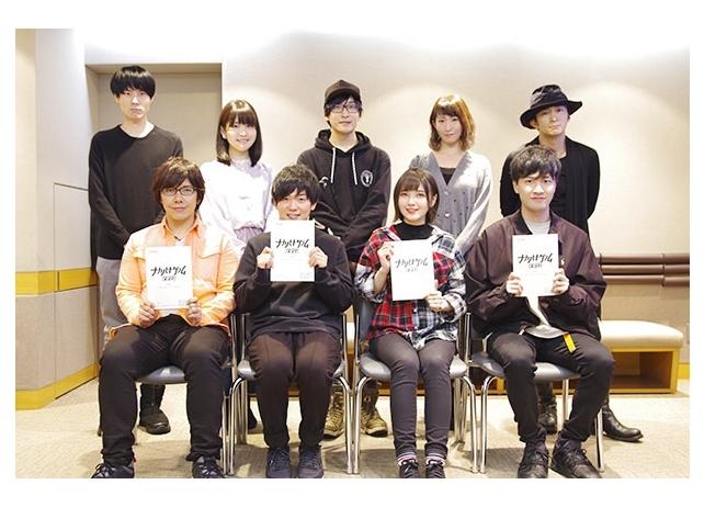 『ナカノヒトゲノム【実況中 】』OP&EDテーマ所解禁、PV第二弾も公開