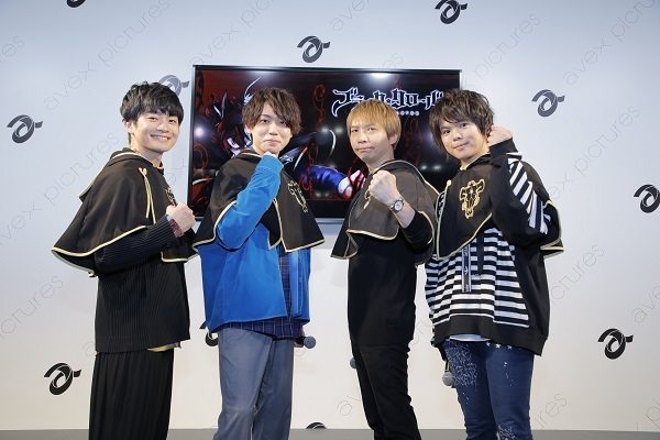 『ブラッククローバー』王撰騎士団編突入記念SPステージレポート【AJ2019】