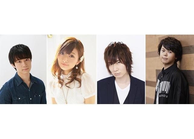 7月放送TVアニメ『Dr.STONE』金狼役に前野智昭