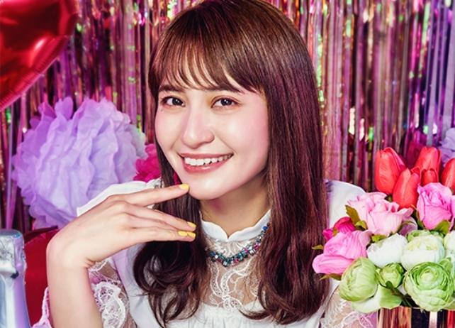 声優・歌手の中島愛が自身の誕生日にベストアルバムを発売