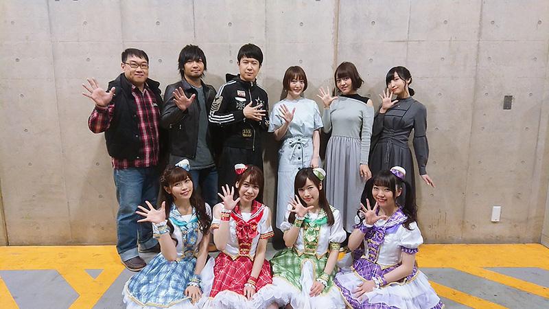 『消滅都市』放送直前スペシャルトークライブレポ【AJ2019】