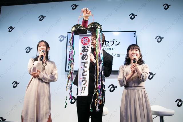『劇場版トリニティセブン』ステージレポート【AJ2019】