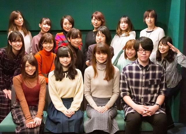 冬アニメ『賭ケグルイ××』声優陣6名の最終話アフレコインタビュー到着
