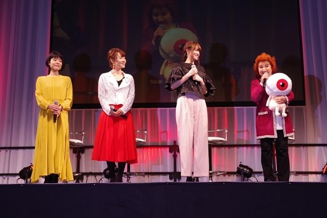 【AJ2019】TVアニメ『ゲゲゲの鬼太郎』ステージレポート!スペシャルゲストには声優・神谷浩史さんも登場の画像-1