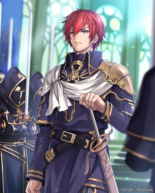 オルタンシア・サーガ -蒼の騎士団--1