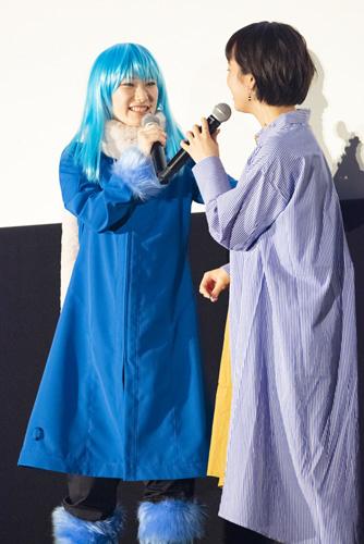 TVアニメ『転生したらスライムだった件』声優・岡咲美保さん、花守ゆみりさん、千本木彩花さん、日高里菜さん登壇の第24話先行上映会イベントをレポート-4