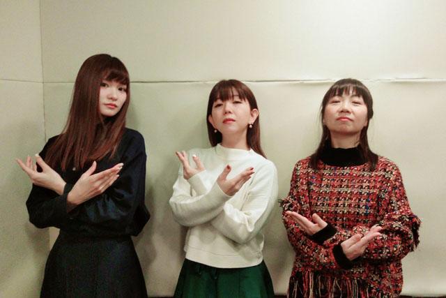 『プリパラジオ』第3回 ガァルマゲドン 収録後インタビュー/出演:牧野由依さん、渡部優衣さん、真田アサミさん