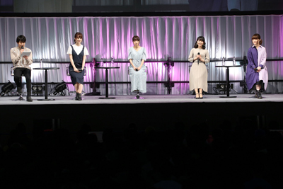 【AJ2019】『青春ブタ野郎はゆめみる少女の夢を見ない』ステージレポート|声優陣がTVアニメを振り返り、劇場版への想いを語る