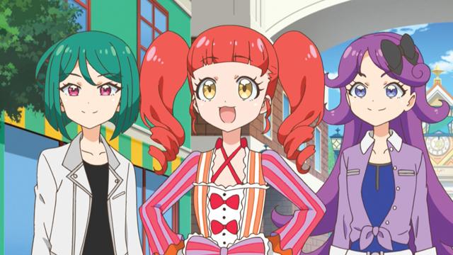 キラッとプリ☆チャン第51話キラッとお別れ、やってみた!