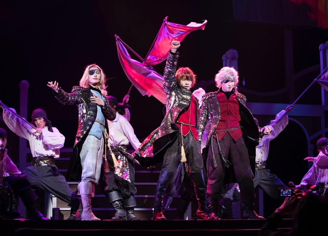 「劇団シャイニング from うたの☆プリンスさまっ♪『Pirates of the Frontier』」公開ゲネプロレポート