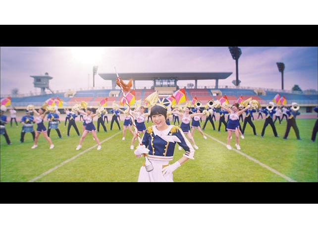 水瀬いのりの3rdアルバムより、表題曲「Catch the Rainbow!」MV公開!