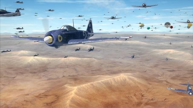 荒野のコトブキ飛行隊-8