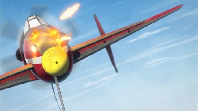 荒野のコトブキ飛行隊-11