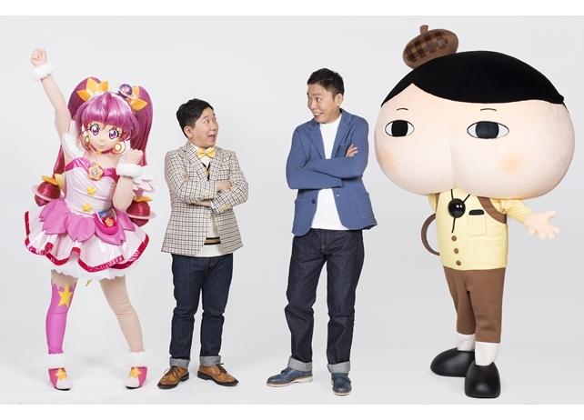 『映画スター☆トゥインクルプリキュアVSおしりたんてい』製作決定!?