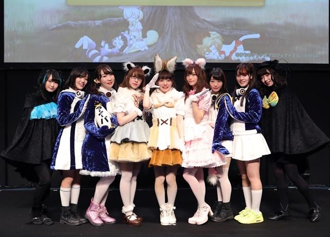 【セガフェス2019】『けものフレンズ3』ステージイベントレポート&インタビュー