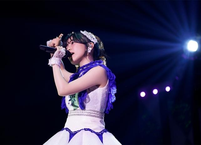 声優・石原夏織によるライブBD&DVDの映像が一部公開