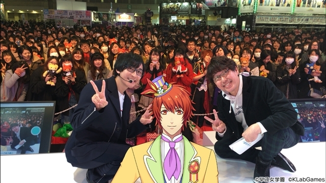 【AJ2019】『うたの☆プリンスさまっ♪ Shining Live』スペシャルイベントレポ
